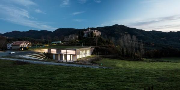 Centre d'activitats en el paisatge - 9